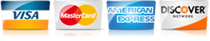 For AC repair service in Savannah GA, we accept most major credit cards.