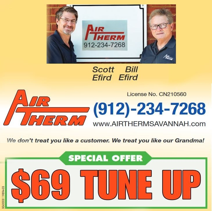 Air Therm Co., Inc. has certified technicians to take care of your AC installation near Savannah GA.